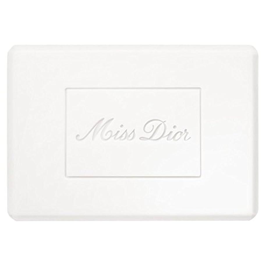 怖いアプライアンス猟犬[Dior] ディオールミスディオール石鹸150グラム - Dior Miss Dior Soap 150g [並行輸入品]