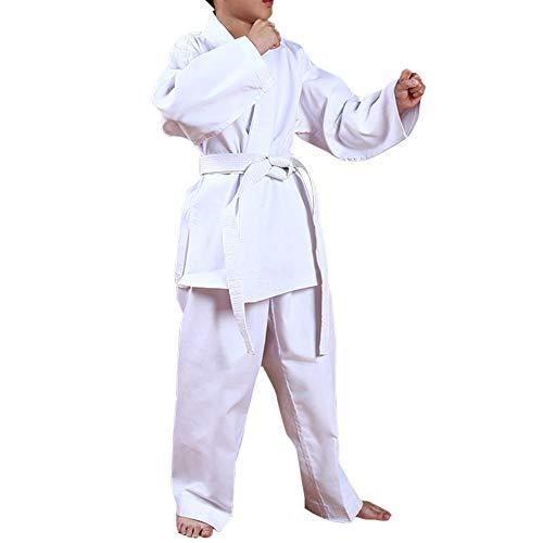 柔道着3点セット 練習用 授業用 空手道衣 武術 運動スーツ...