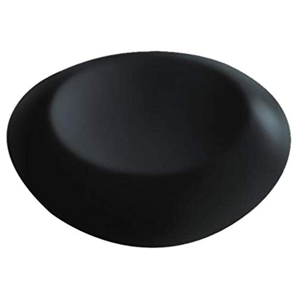 透過性抽選連続的滑り止めサクションカップ付きラウンドバスヘッドレストPUバスクッション人間工学に基づいたホームスパヘッドレスト