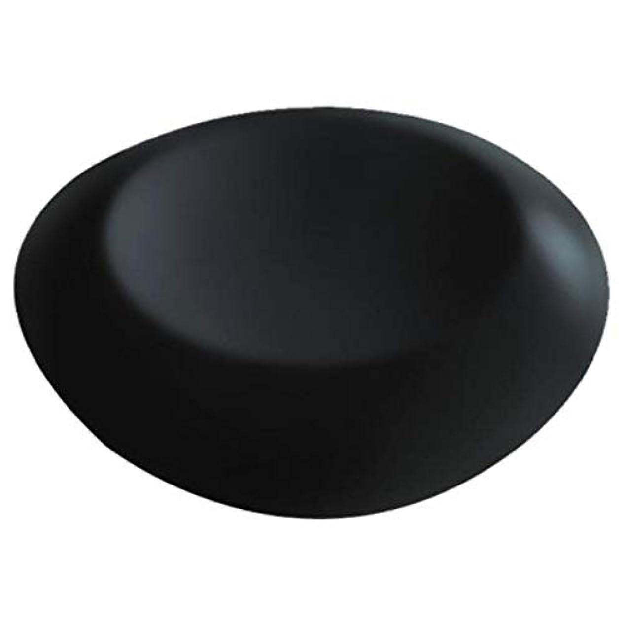 直感フレキシブルウール滑り止めサクションカップ付きラウンドバスヘッドレストPUバスクッション人間工学に基づいたホームスパヘッドレスト