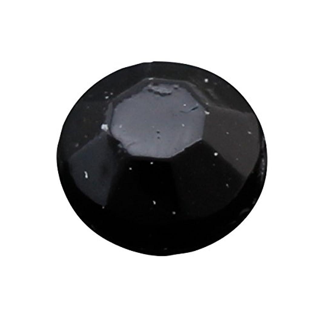 震えアシストフォーマットアクリルストーンブラック3.0mm(100個)