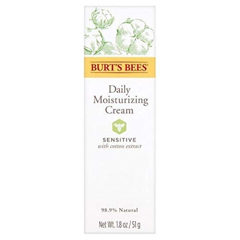 うまれた武器倒産[Burt's Bees ] バーツビー敏感毎日保湿クリーム50グラム - Burt's Bees Sensitive Daily Moisturizing Cream 50g [並行輸入品]