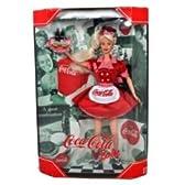 マテル Year 1998 バービー コレクターズエディション: Coca-Cola バービー a Waitress. 131002fnp [並行輸入品]