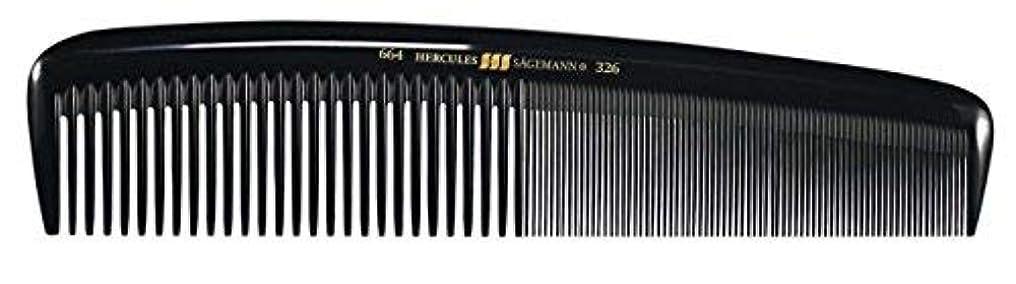 慢なチェスをする友だちHercules S?gemann Masterpiece Compact Styling Hair Comb with fine teeth 8