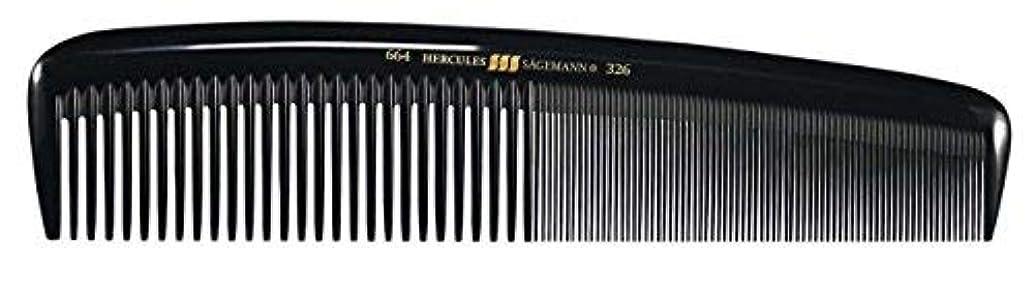お勧めプロポーショナルストラップHercules S?gemann Masterpiece Compact Styling Hair Comb with fine teeth 8