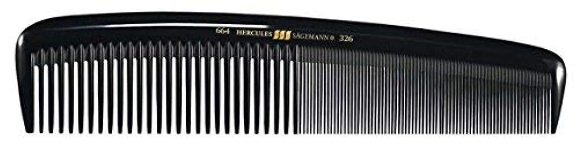 お手伝いさんオーバーヘッド損失Hercules S?gemann Masterpiece Compact Styling Hair Comb with fine teeth 8