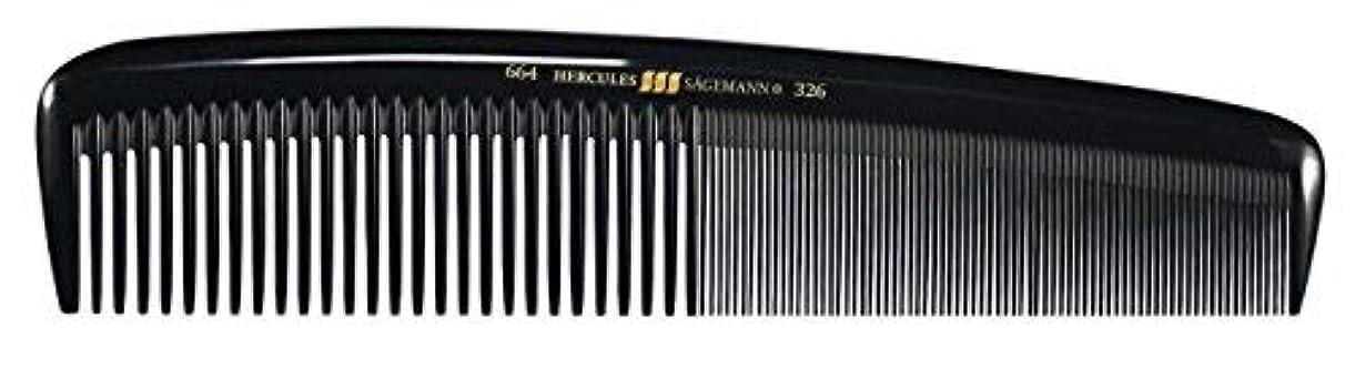 フェロー諸島打撃お母さんHercules S?gemann Masterpiece Compact Styling Hair Comb with fine teeth 8