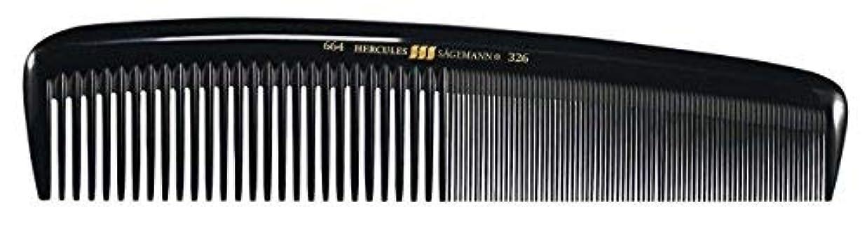 硬い新しさ中でHercules S?gemann Masterpiece Compact Styling Hair Comb with fine teeth 8