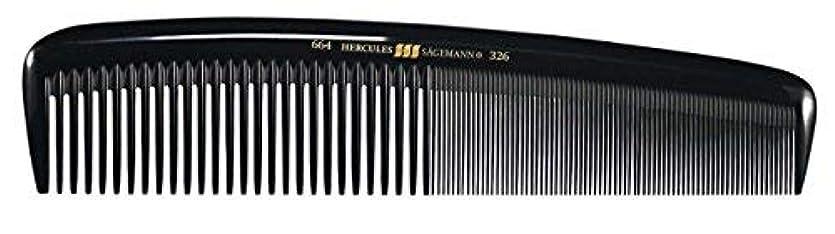 キャプチャーすすり泣き香水Hercules S?gemann Masterpiece Compact Styling Hair Comb with fine teeth 8