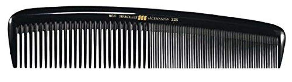 疑いほんのゾーンHercules S?gemann Masterpiece Compact Styling Hair Comb with fine teeth 8