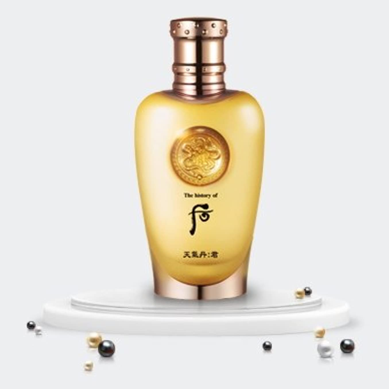 ピアノを弾く待つ先見の明The history of Whoo Hwa Yang Lotion Man's Premium line Cheon Gi Dan 110ml[並行輸入品]