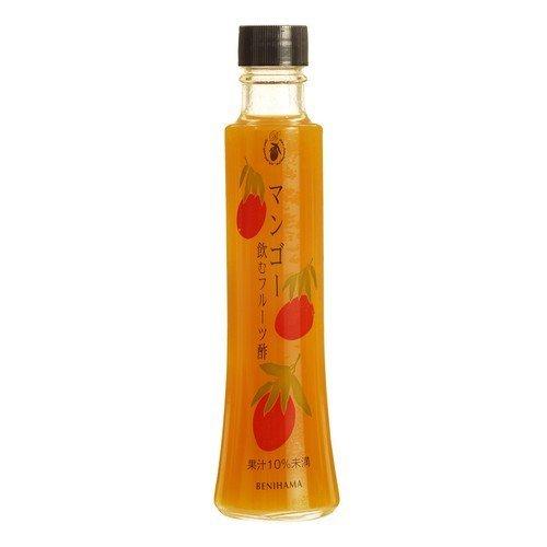 お酢 フルーツ酢 紅濱 飲むフルーツ酢(マンゴー)200ml×3本 送料無料 おすすめ