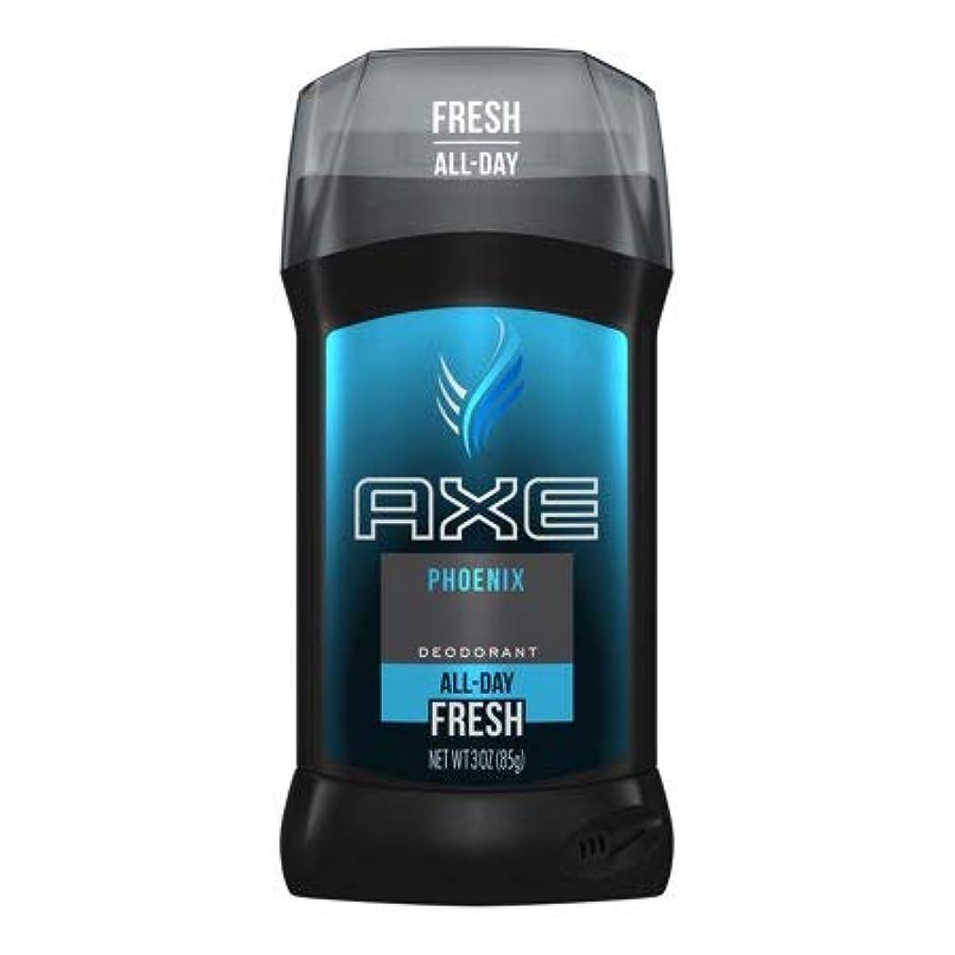 欠伸たるみ側溝AXE Phoenix Deodorant Stick Fresh 3 oz アクセ フェニックス フレッシュ デオドラント 海外直送品 [並行輸入品]
