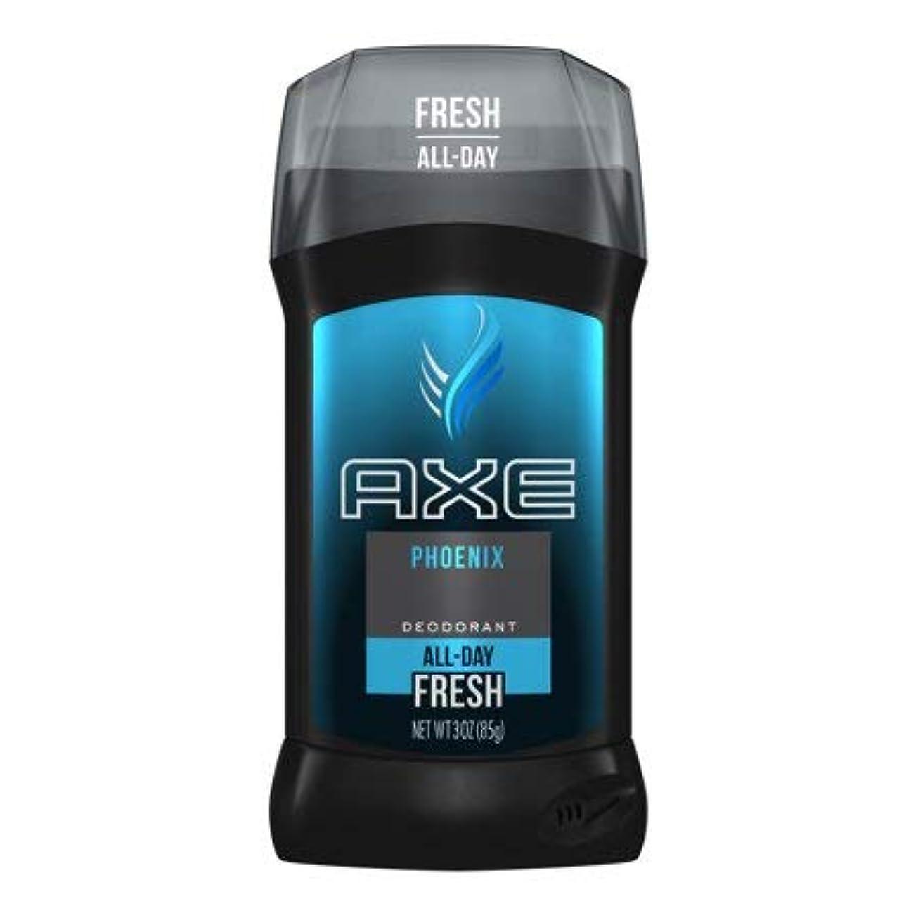 従者漂流インスタントAXE Phoenix Deodorant Stick Fresh 3 oz アクセ フェニックス フレッシュ デオドラント 海外直送品 [並行輸入品]