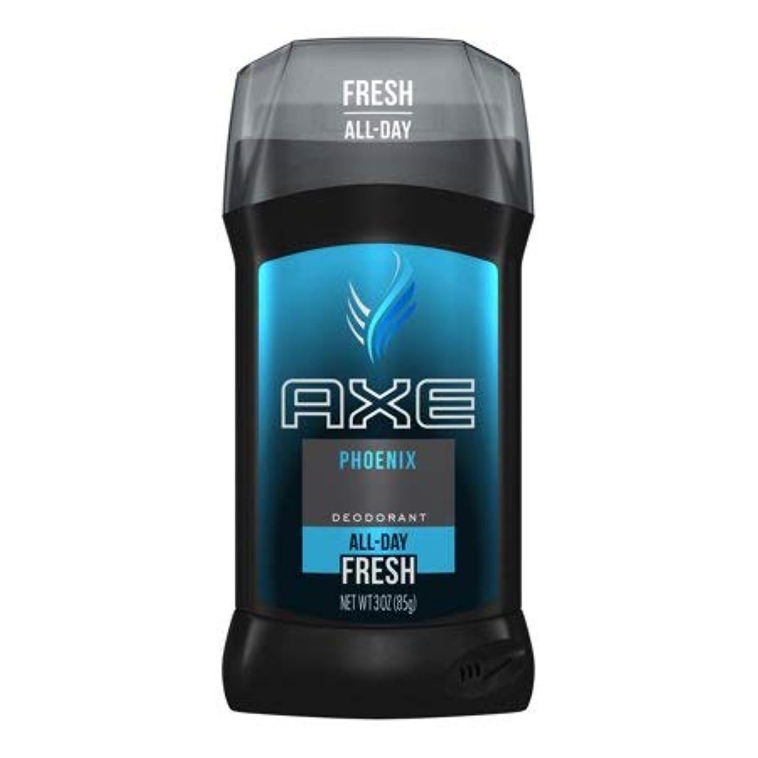 破壊的興奮する半島AXE Phoenix Deodorant Stick Fresh 3 oz アクセ フェニックス フレッシュ デオドラント 海外直送品 [並行輸入品]