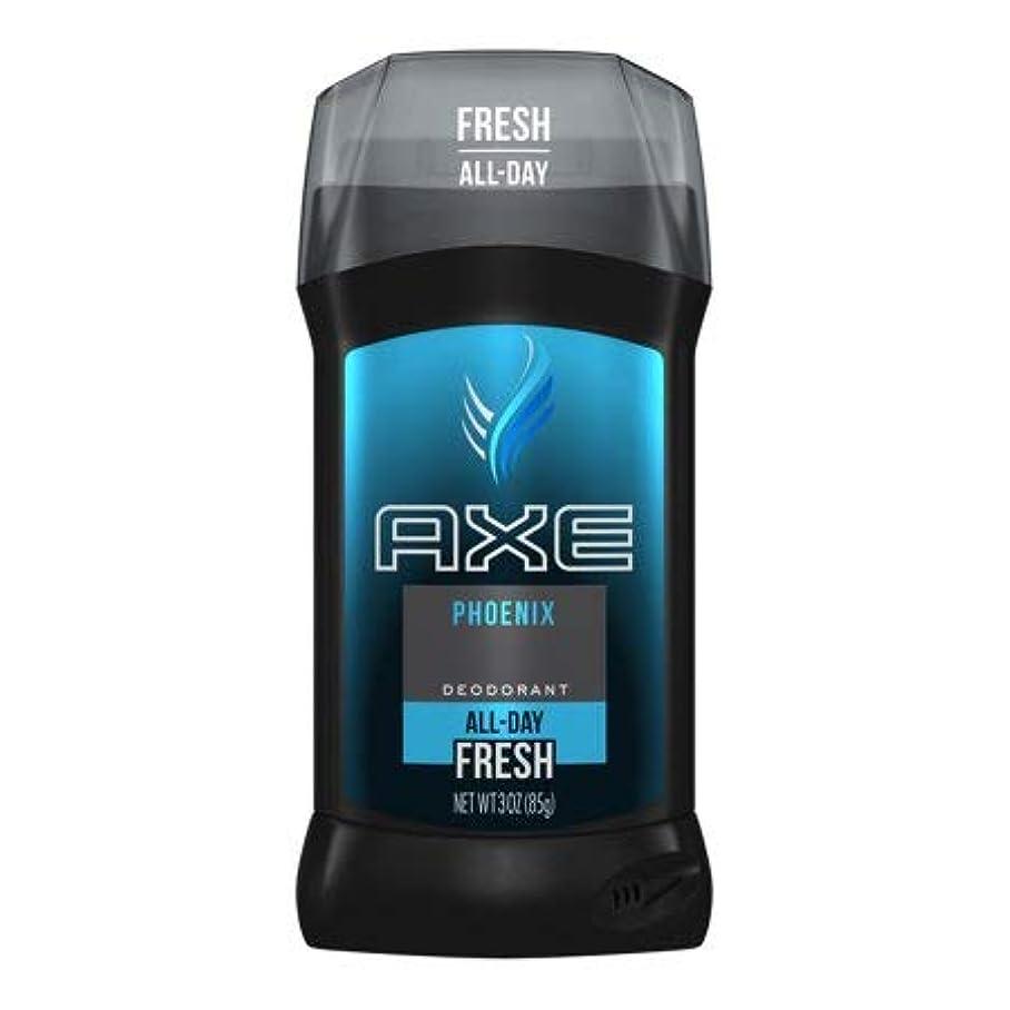 代わりの冷酷な征服AXE Phoenix Deodorant Stick Fresh 3 oz アクセ フェニックス フレッシュ デオドラント 海外直送品 [並行輸入品]