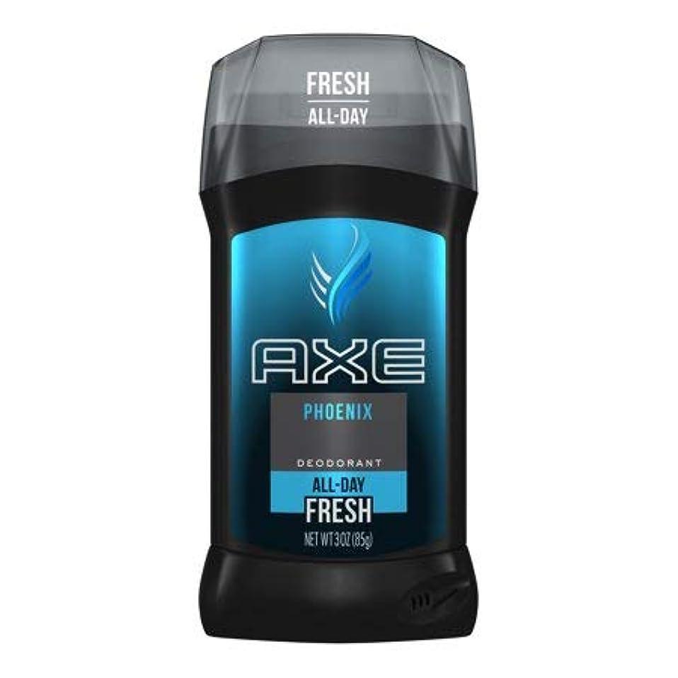 ポジティブ必須燃料AXE Phoenix Deodorant Stick Fresh 3 oz アクセ フェニックス フレッシュ デオドラント 海外直送品 [並行輸入品]