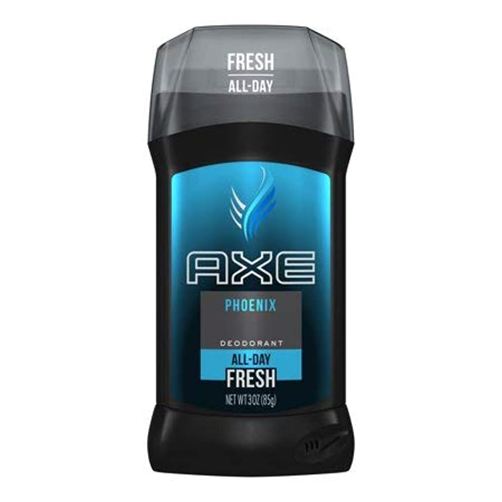 ロケット販売員本AXE Phoenix Deodorant Stick Fresh 3 oz アクセ フェニックス フレッシュ デオドラント 海外直送品 [並行輸入品]