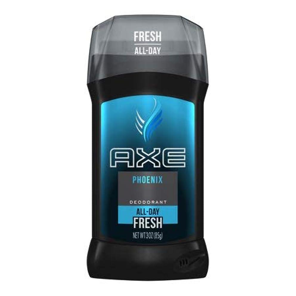 正統派カストディアンシダAXE Phoenix Deodorant Stick Fresh 3 oz アクセ フェニックス フレッシュ デオドラント 海外直送品 [並行輸入品]