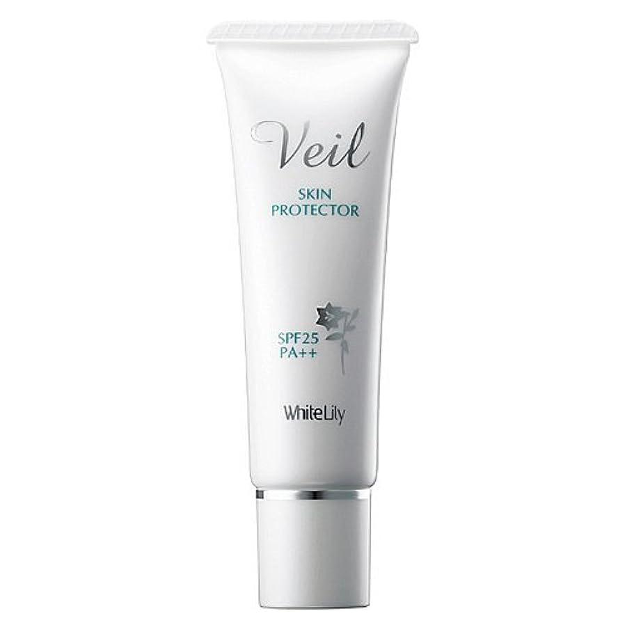 ホワイトリリー ホワイトリリーヴェール 30g 化粧下地/UV対策 SPF25 PA+
