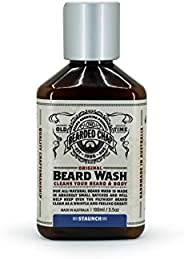 The Bearded Chap Original Staunch Beard Wash, 100 milliliters
