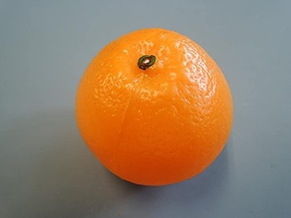 気質動かない暴君日本職人が作る 食品サンプル オレンジ IP-350