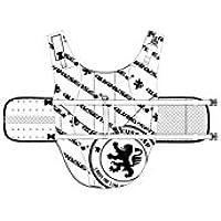 quakysense(クエーキーセンス) EMBLEM DOG VEST/WHITE/M DOG315-60/M グッズ