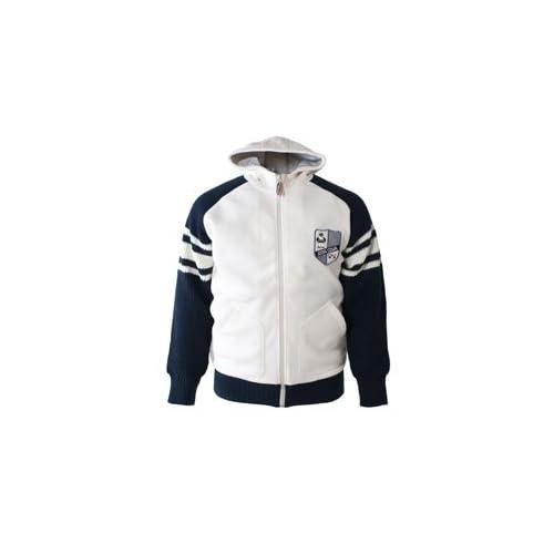 (シナコバ) SINA COVA キングサイズパーカージャケット オフ Kサイズ