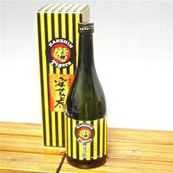 安芸虎 純米吟醸酒 阪神タイガースラベル 720ml