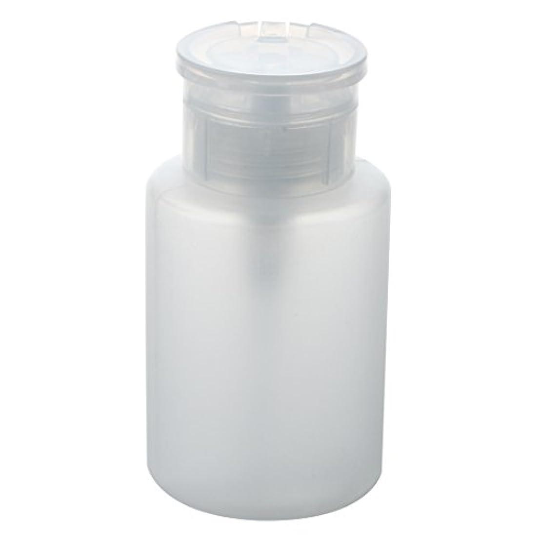 連鎖二週間クラフトACAMPTAR プラスチックボトル用ディスペンサー150ml液体オイル用マニキュアリムーバー