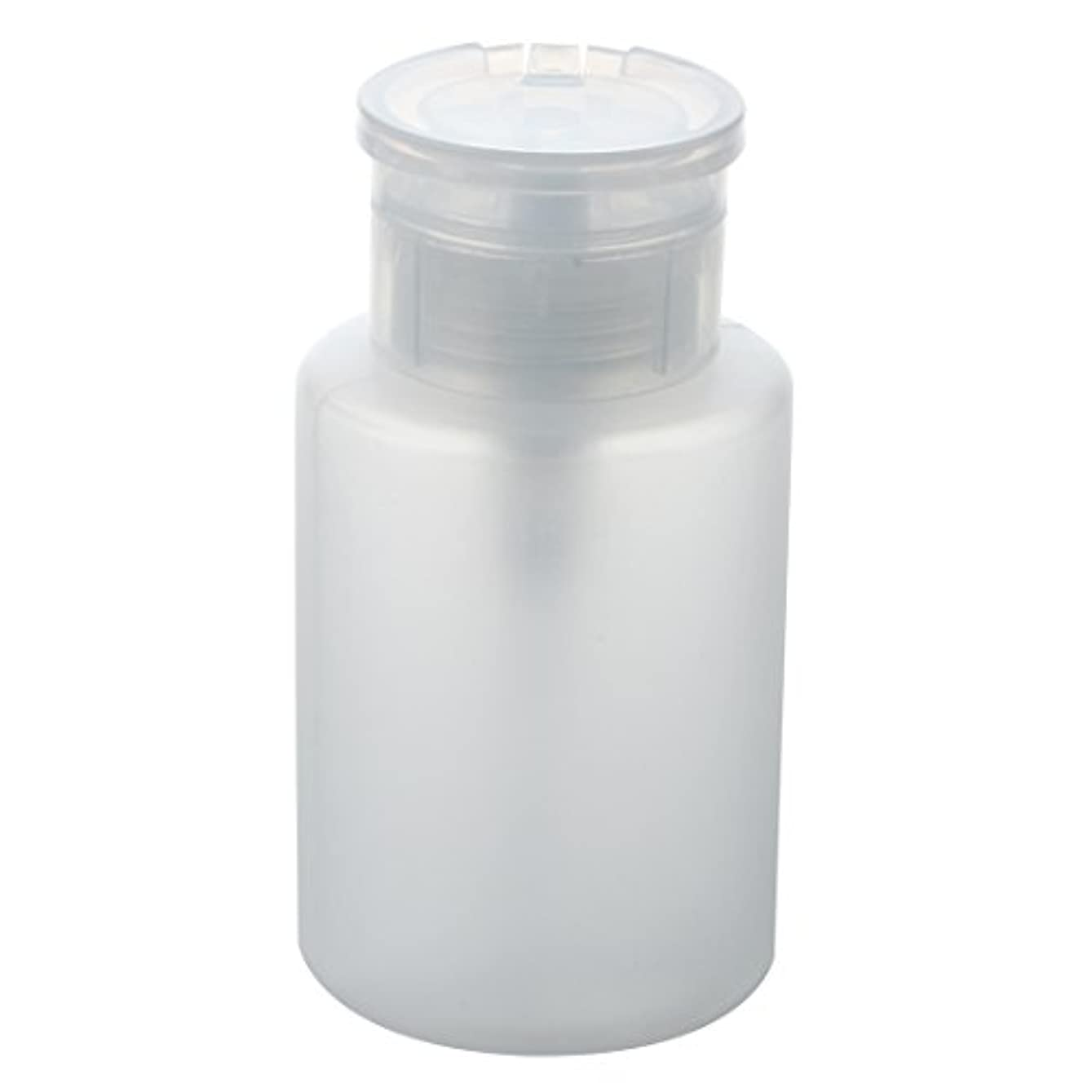 ヤング飛躍しゃがむACAMPTAR プラスチックボトル用ディスペンサー150ml液体オイル用マニキュアリムーバー