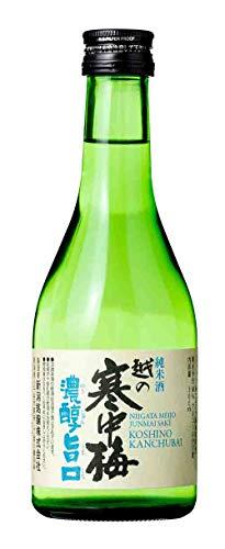 越の寒中梅 [純米酒]