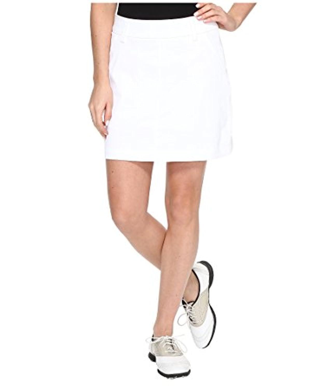 [PUMA(プーマ)] レディースセータージャンプスーツ Pounce Skirt Bright White 0 (XXS) One Size