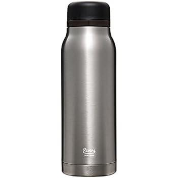 リバーズ ステンレスボトル フラスカー 420 シルバー