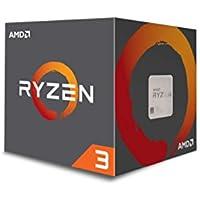 AMD CPU  Ryzen 3 1200 with Wraith Stealth cooler YD1200BBAEBOX