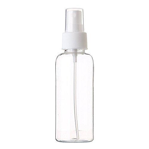 Refaxi 100mlトラベル透明プラスチック香水アトマイザー空スプレーボトル...