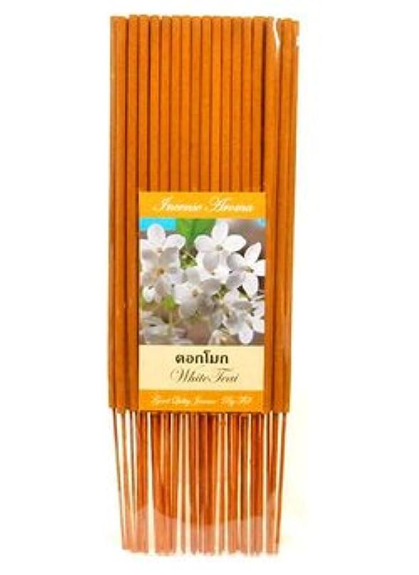豪華なアークラボタイのお香 スティックタイプ [WHITE TEAI] インセンスアロマ 約50本入りアジアン雑貨