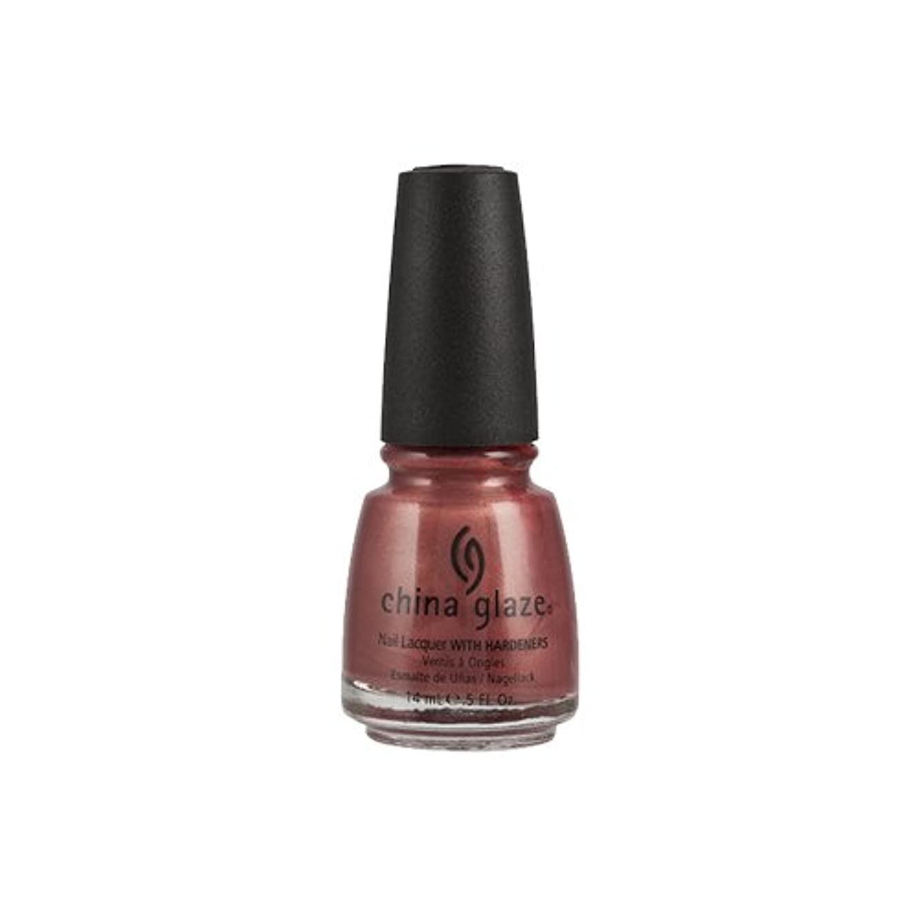 CHINA GLAZE Nail Lacquer with Nail Hardner - Your Touch (並行輸入品)