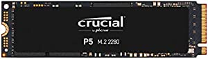 Crucial SSD P5シリーズ 2TB M.2 NVMe接続 CT2000P5SSD8JP 国内正規代理店品