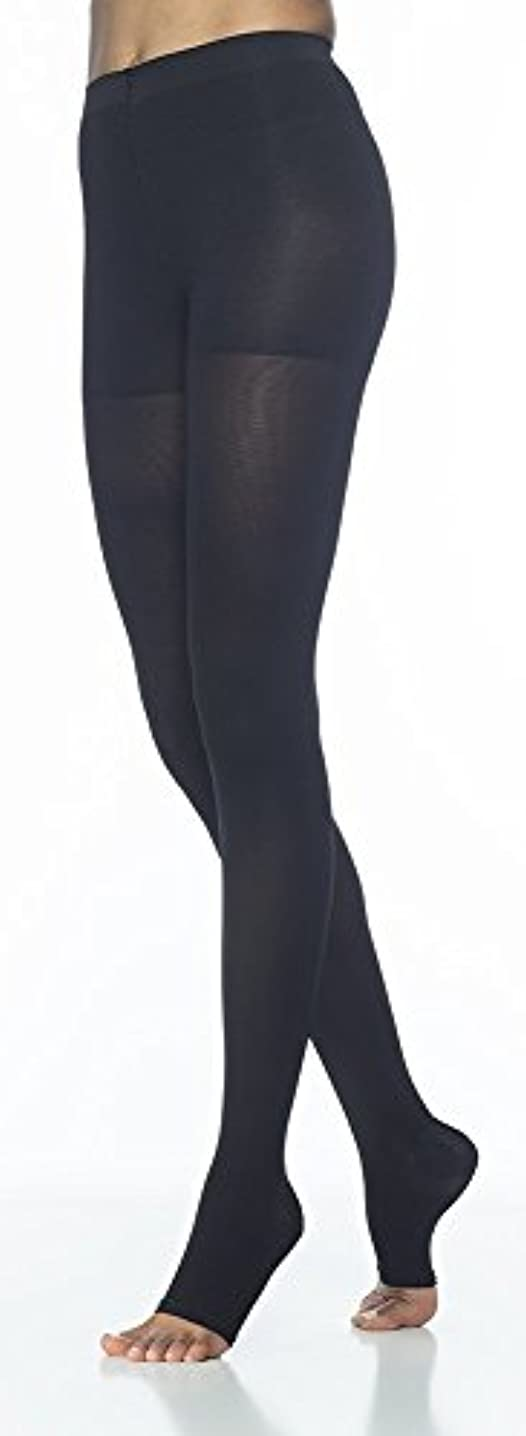 含むライオン死にかけているSigvaris Access 973PMSO99 30-40 mmHg Unisex Open Toe Pantyhose, Black, Medium-Short by Sigvaris