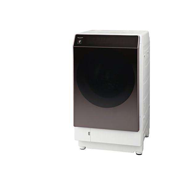 シャープ SHARP ドラム式洗濯乾燥機(ヒー...の紹介画像3
