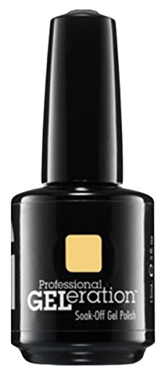 不承認教育者不利益Jessica GELeration Gel Polish - Free Spirit - 15ml / 0.5oz
