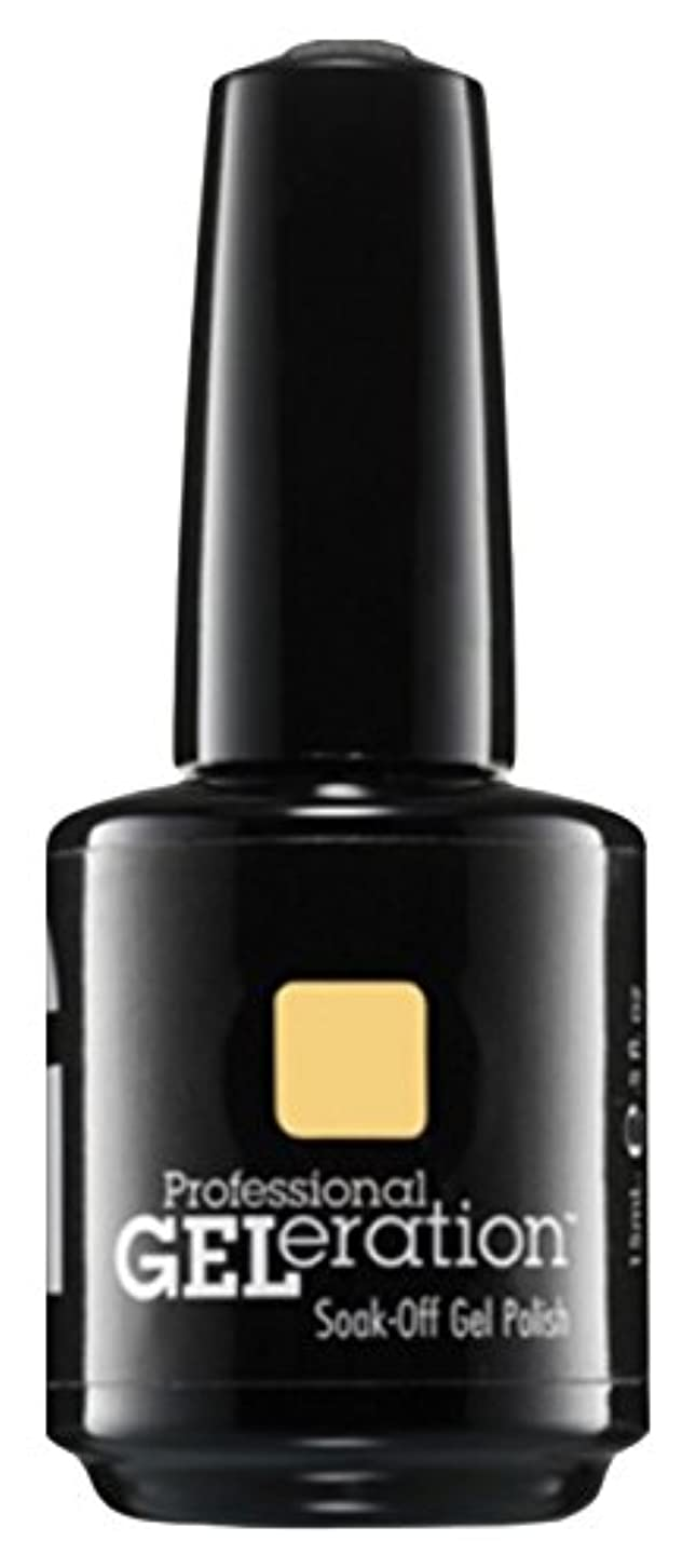 ヘア出費糞Jessica GELeration Gel Polish - Free Spirit - 15ml / 0.5oz