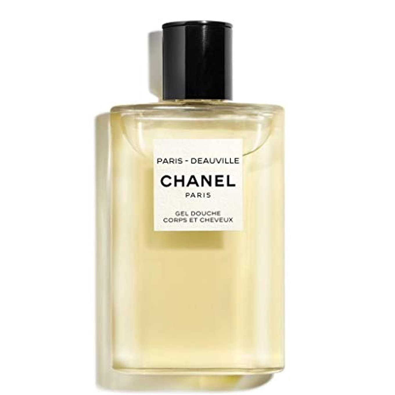寸法真珠のような長椅子【国内正規品】CHANEL シャネル パリ ドーヴィル ヘア&ボディ シャワー ジェル 200ml