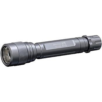 GENTOS(ジェントス) LED 懐中電灯 【明るさ200ルーメン/実用点灯11時間】 単3形電池2本使用 閃 FLP-1806 ANSI規格準拠