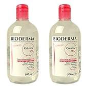 ビオデルマ BIODERMA サンシビオ H2O (エイチ ツーオー) D 500mL 【2本セット】 [並行輸入品]