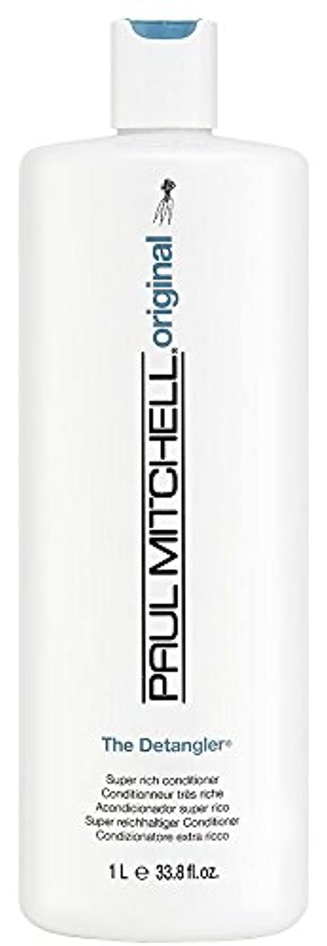 ヒロイン品ブリードPaul Mitchell The Detangler - 1000ml