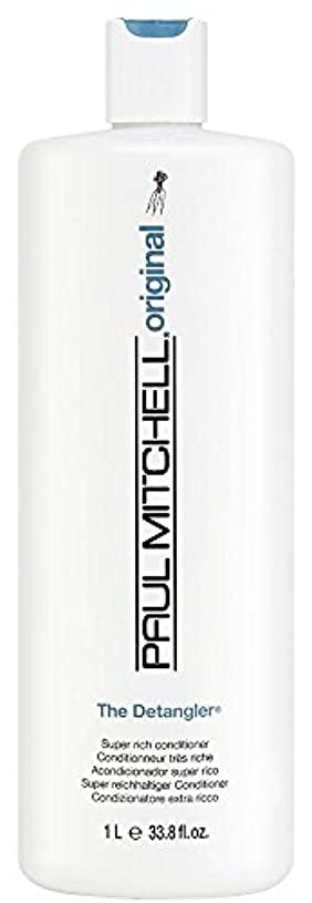 咽頭肥料確保するPaul Mitchell The Detangler - 1000ml