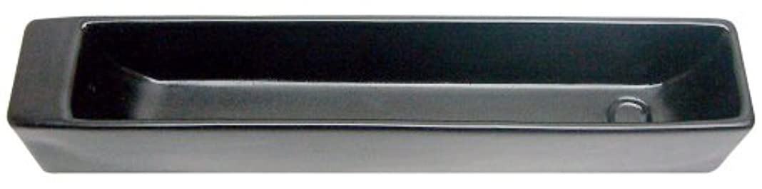 フレア世代コストノルコーポレーション お香立て ラスター インセンスホルダー ブラック OS-LUH-1-3