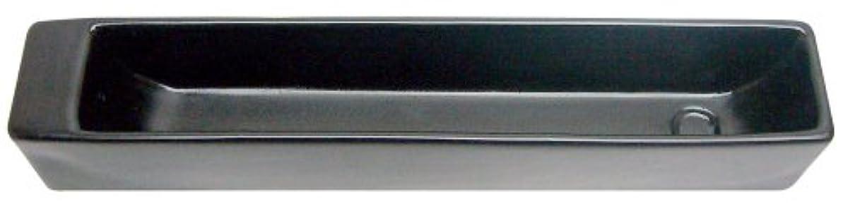 温室ジョージハンブリー温度計ノルコーポレーション お香立て ラスター インセンスホルダー ブラック OS-LUH-1-3